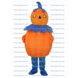 Buy cheap Pumpkin mascot costume.
