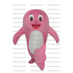 Buy cheap Whale mascot costume.