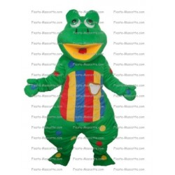 Buy cheap Frog mascot costume.