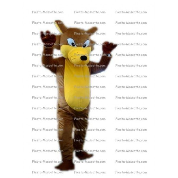 Buy cheap Wolf mascot costume.