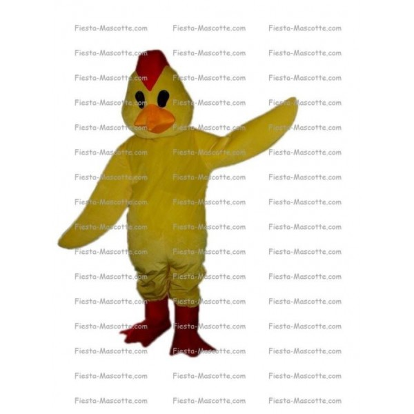 Buy cheap Cock Rooster mascot costume.