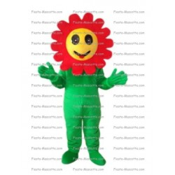 Buy cheap flowers mascot costume.