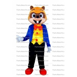 mascotte-Personnage