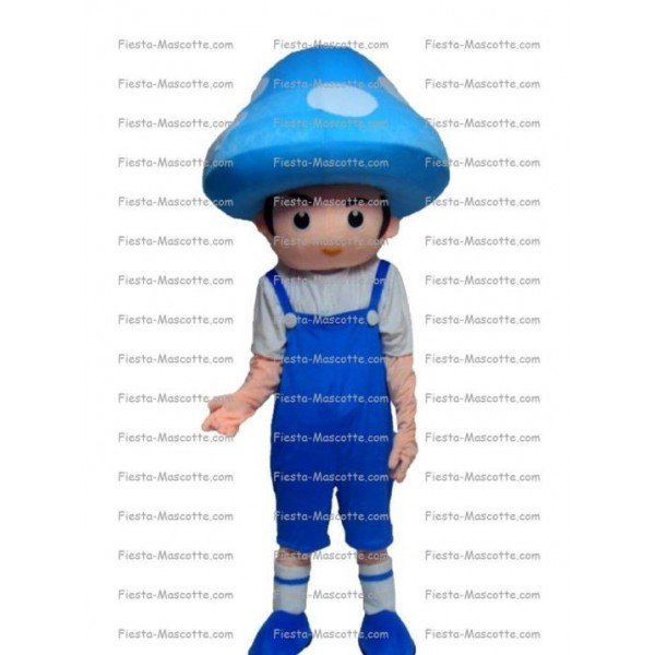 Buy cheap Mushroom mascot costume.