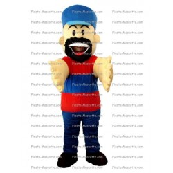Buy cheap Popeye mascot costume.