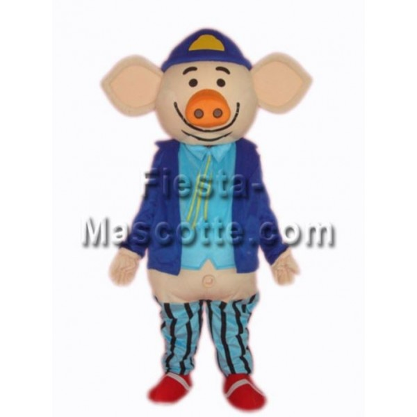 Buy cheap Pig mascot costume.