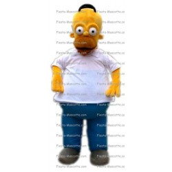 Buy cheap Simpson mascot costume.
