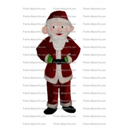 Buy cheap Santa Claus mascot costume.