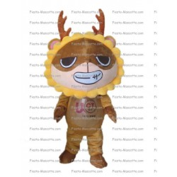 mascotte-Personnage-cerf