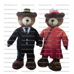 Buy cheap Bear costume mascot costume.