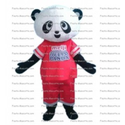 Buy cheap Panda sport mascot costume.