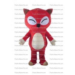 mascotte-Chat-rouge