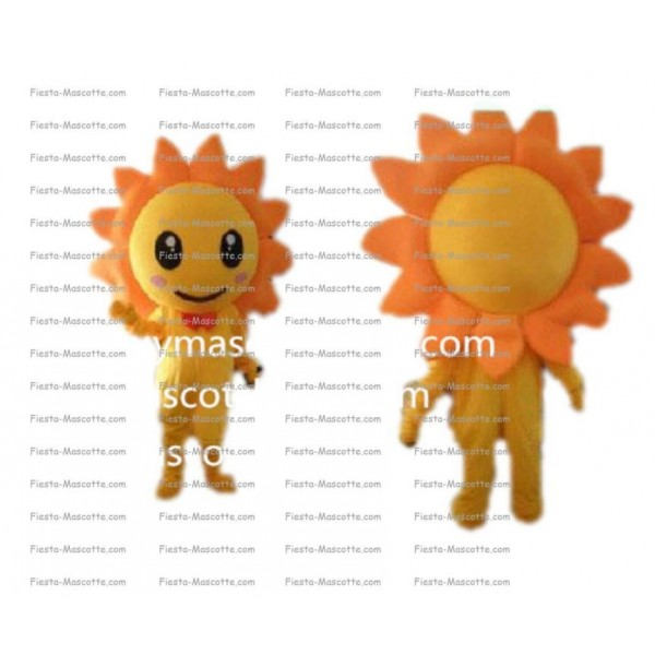 Buy cheap Sun mascot costume.