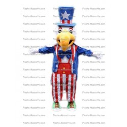 Buy cheap Bird USA mascot costume.