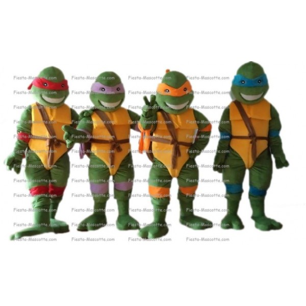 Buy cheap Ninja Turtles mascot costume.