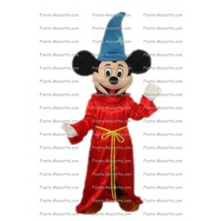 Buy cheap Mickey magician mascot costume.