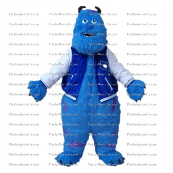 Buy cheap Monster and company Sully mascot costume.