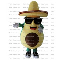Buy cheap Mexican lawyer mascot costume.