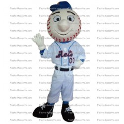 Buy cheap Ball of baseball mascot costume.