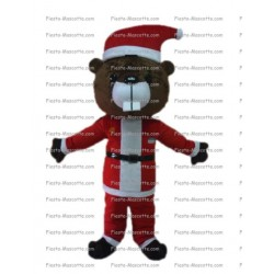 Buy cheap Castor christmas mascot costume.