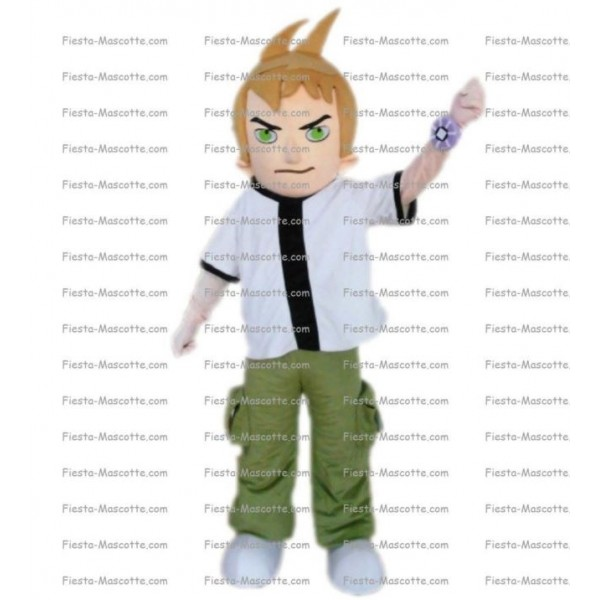 Buy cheap Character ben 30 mascot costume.