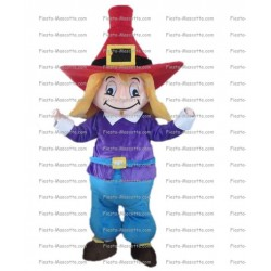 Buy cheap Sorcerer Goblin mascot costume.