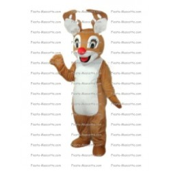 Buy cheap Reindeer mascot costume.
