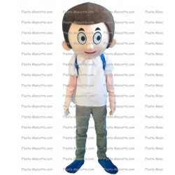 Buy cheap Boy mascot costume.
