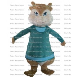 Buy cheap Alvin chipmunks squirrel mascot costume.