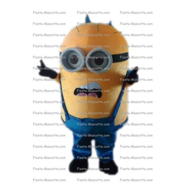 Buy cheap Minion mascot costume.
