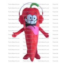 Buy cheap chilli pepper mascot costume.