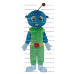 Buy cheap Extraterrestrial mascot costume.