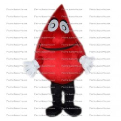 Buy cheap Blood drop mascot costume.