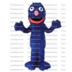 Buy cheap Elmo mascot costume.