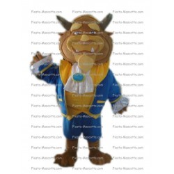Buy cheap The beauty and the Beast mascot costume.