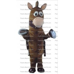 Buy cheap Horse mascot costume.