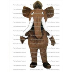 Buy cheap Mammoth elephant mascot costume.