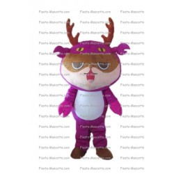 mascotte-Cerf-personnage