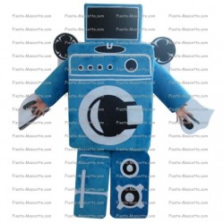 Buy cheap Robot mascot costume.