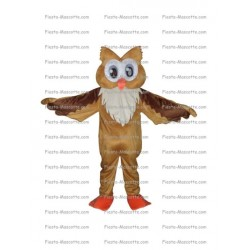 Buy cheap Owl mascot costume.