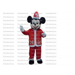 Buy cheap Christmas Mickey mascot costume.