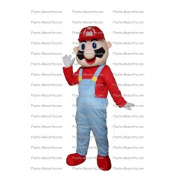 Buy cheap Mario mascot costume.