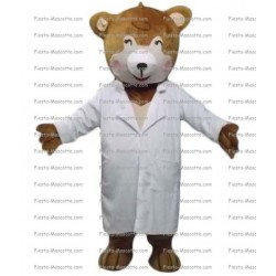 Buy cheap Nurse bear mascot costume.