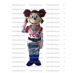 Buy cheap Astronaut character mascot costume.
