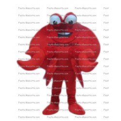 Buy cheap Crab mascot costume.