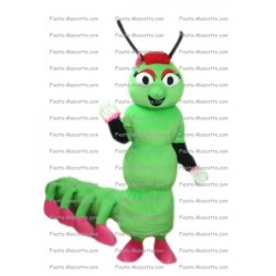 Buy cheap caterpillar mascot costume.