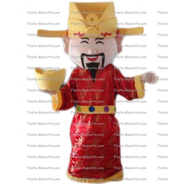 mascotte-Personnage-chinois
