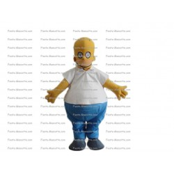 Buy cheap Homer Simpson mascot costume.