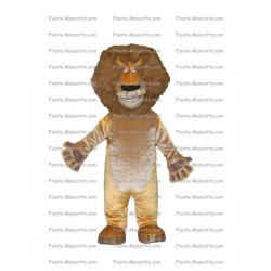 Buy cheap Lion Madagascar mascot costume.