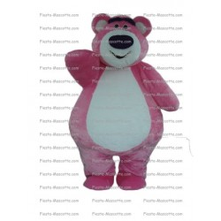 mascotte-Ours-rose